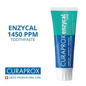 CURAPROX Enzycal hambapasta 1450 ppm 75 ml