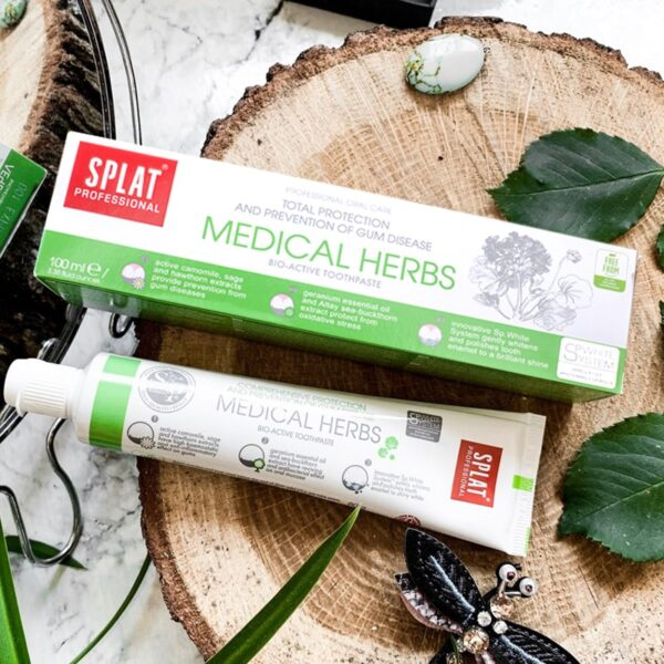 Splat Medical herbs