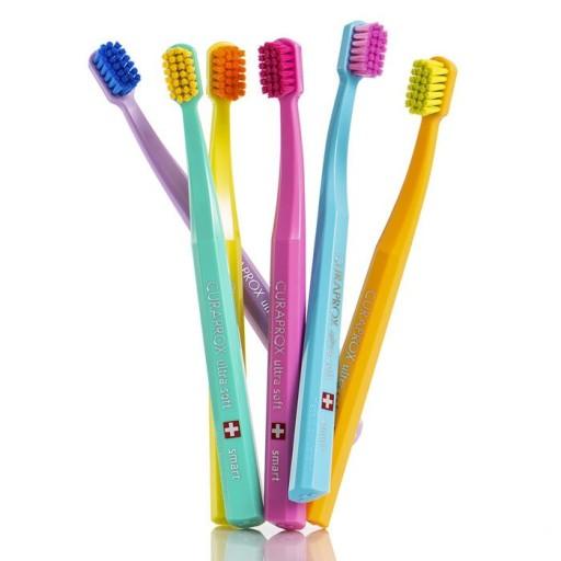 Curaprox smart hambahari lastele 5+ a. ja täiskasvanutele