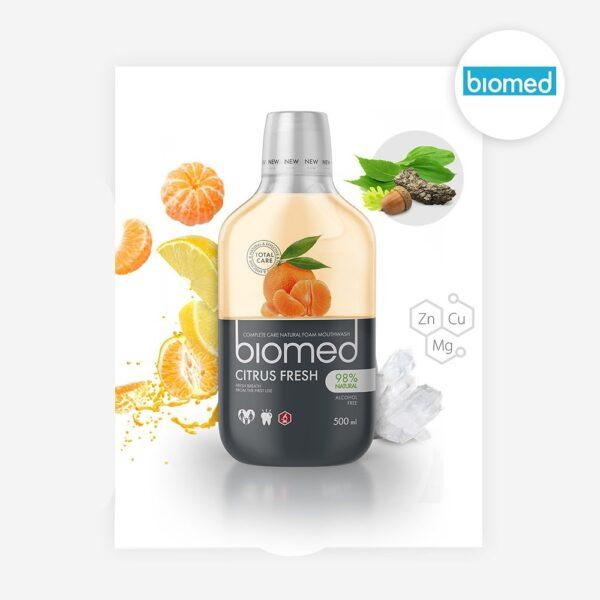 Biomed Suuvesi Citrus Fresh