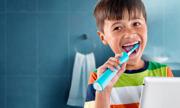 Philips Sonicare For Kids Mini (3a+) 2tk