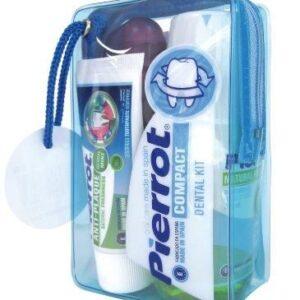 PIERROT Reisikomplekt  hari+pasta+niit+suuvesi lukuga kotis