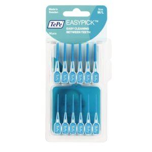 TEPE hambatikud Easypick silikooniga M/L - 36 tk