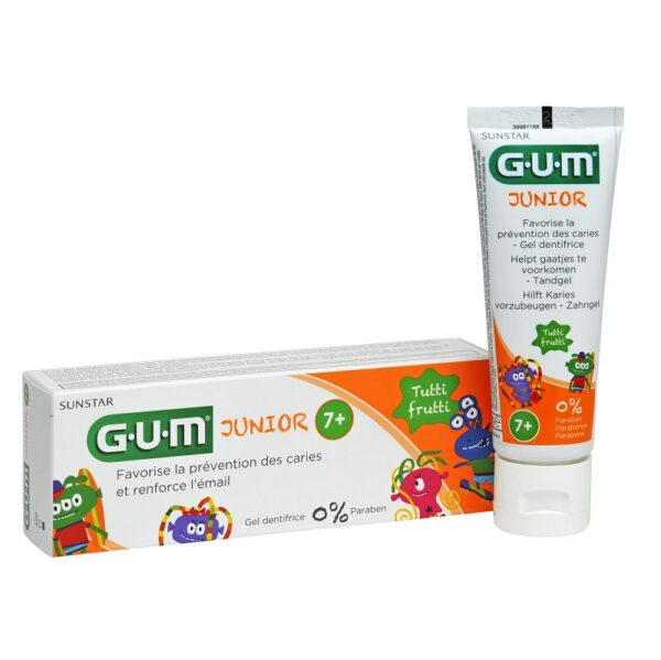gum junior tutti frutti