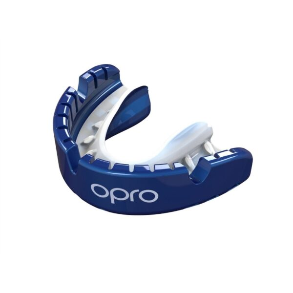 Opro hambakaitsemed Gold Braces - Blue