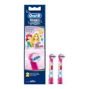 Oral-B lastehambaharja otsikud EB10-2 Princess