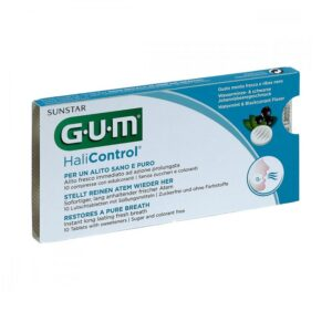 GUM Halicontrol imemistabletid 10 tk