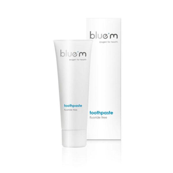 bluem hambapasta 75 ml fluoriidivaba