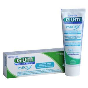 GUM Paroex kloorheksadiin+CPC 0.06%