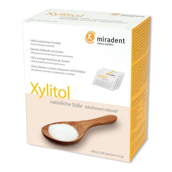 Miradent xylitol ksülitooli pulber