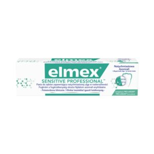 Elmex hambapasta Sensitive Professional