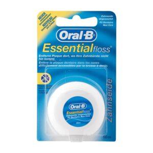 Oral-B vahatamata hambaniit Essential floss 50m