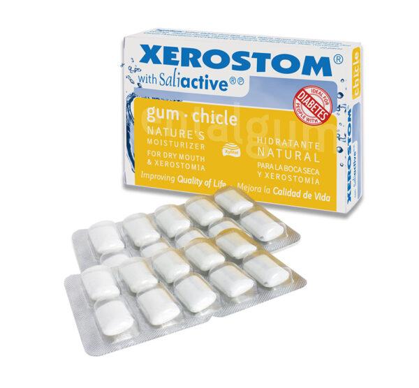 XEROSTOM närimiskumm suukuivuse korral 20tk