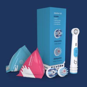 Brushette stardipakett