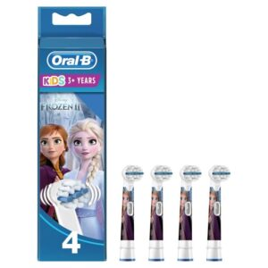 Oral-B lastehambaharja otsikud EB10-4 Frozen