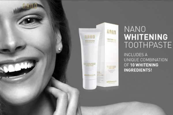 Whitewash Nano Whitening hambapasta 75 ml