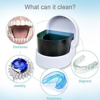 Sonic Cleaner seadmete puhastamiseks