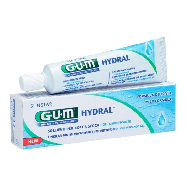 GUM Hydral suud niisutav geel 50ml