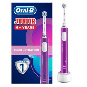 Oral-B Junior elektriline hambahari (lilla)