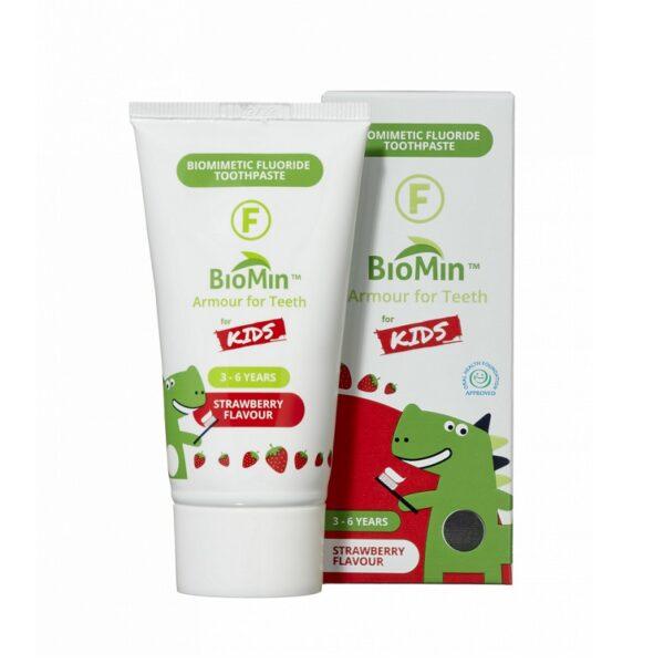 BioMin F hambapasta lastele