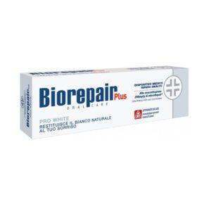 Biorepair PLUS PRO White ksülitooliga hambapasta 75ml