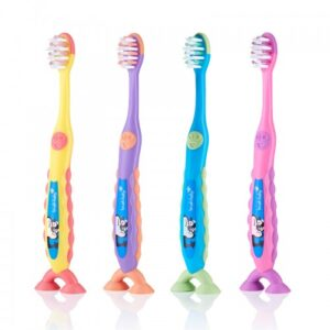 Brush-Baby FlossBrush soft 3-6a.