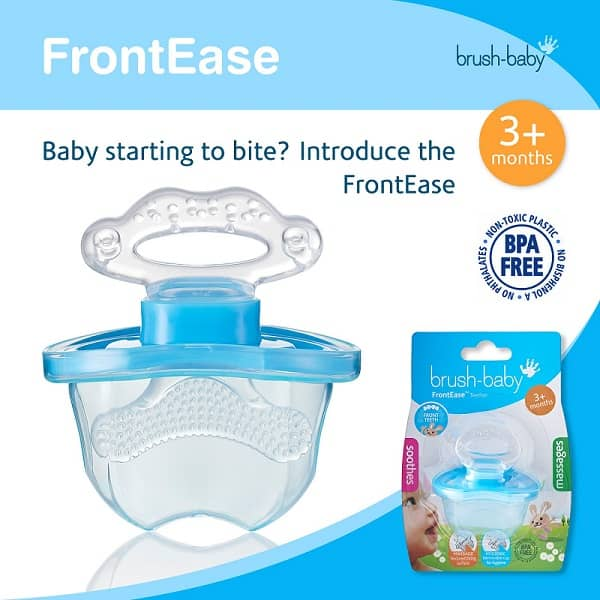 Brush-Baby FrontEase Teether 3+ kuud