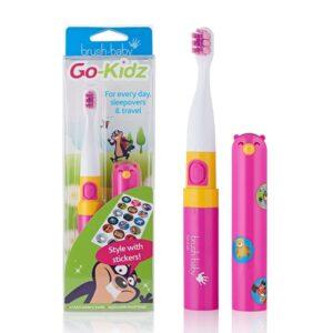 Brush-Baby Go-Kidz – Pink