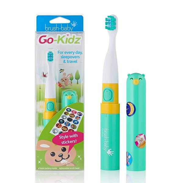 Brush-Baby Go-Kidz  - Teal