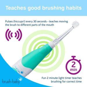 Brush-Baby BabySonic 0-18 kuud
