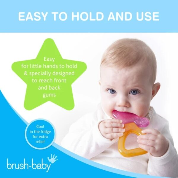 Brush-Baby lutt Cool&Calm alates 4+kuud