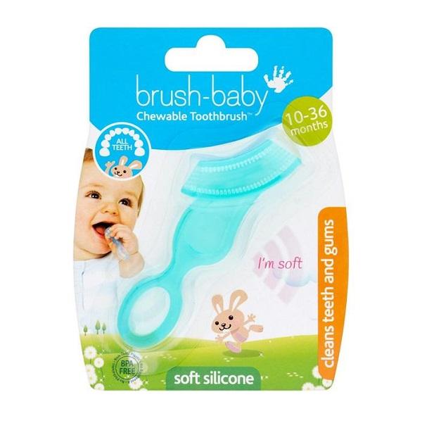 baby brush chewable