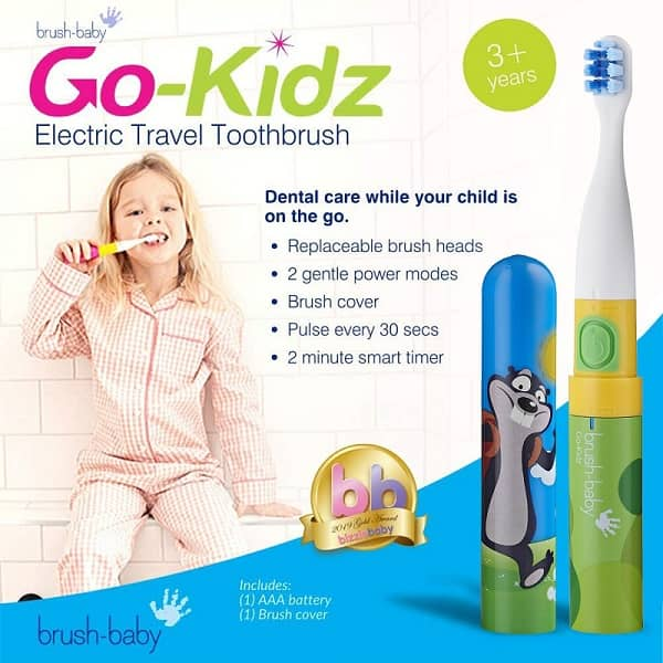 Brush-Baby Go-Kidz – Mikey