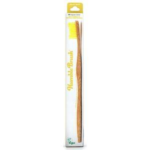 Humble Brush bambusest öko hambahari kollane