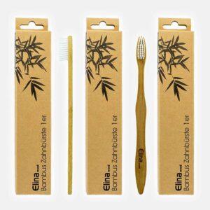 Elina bambusest hambahari