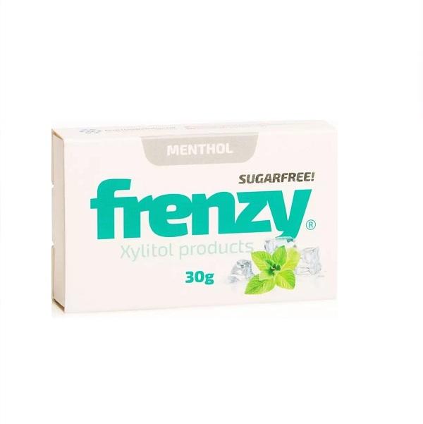 frenzy ksülitoolipastillid piparmündi