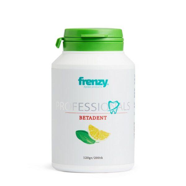 frenzy ksülitoolpastillid betaiiniga 125g