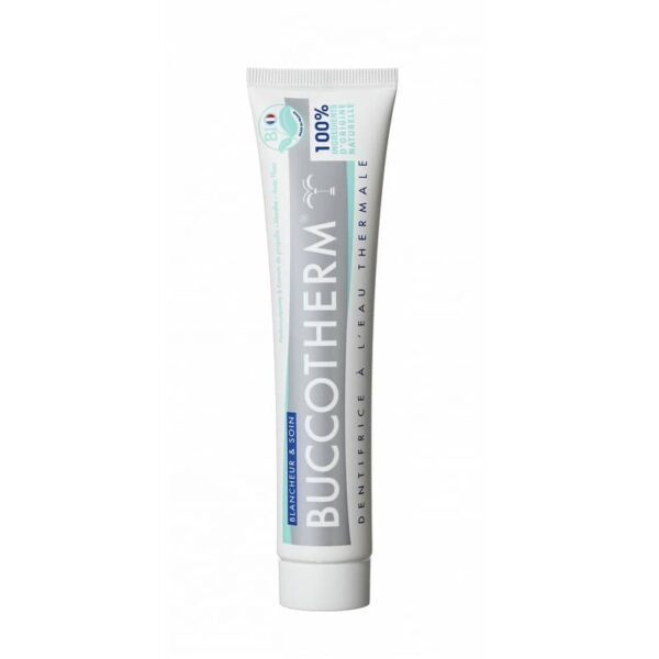 Buccotherm Whitening & Care Toothpaste Organic
