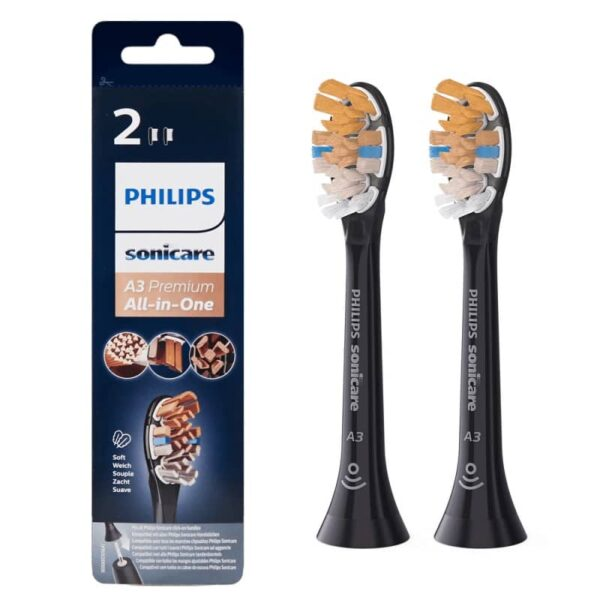 Philips A3 Premium All-in-One 2tk - mustad