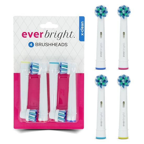 Everbright Oral-B otsikud X-Clean