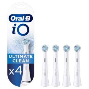Oral-B iO CW-4 Ultimate Clean White varuharjapead 4tk.